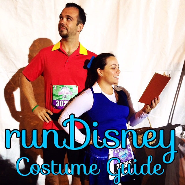 runDisney Costume
